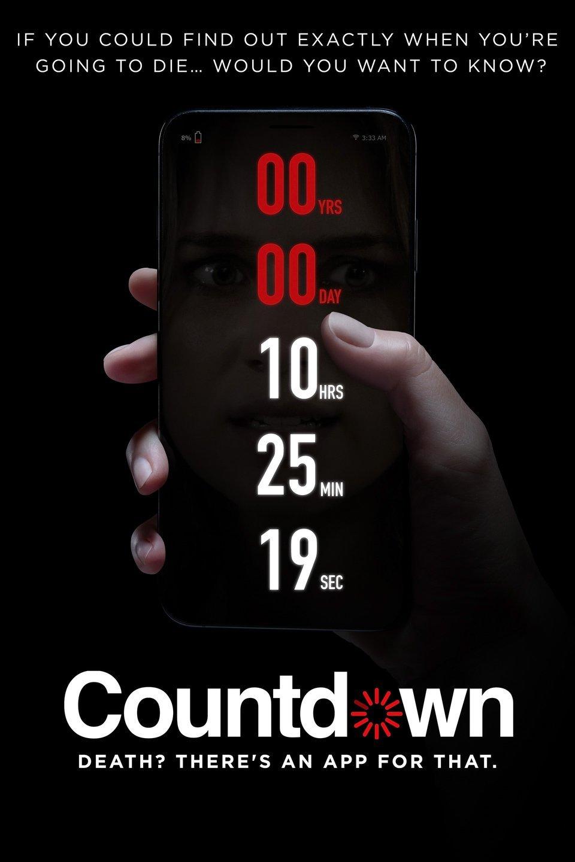 Film Countdown Aplikasi Pembunuh
