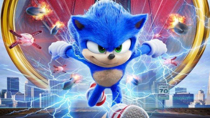 Film Sonic the Hedgehog
