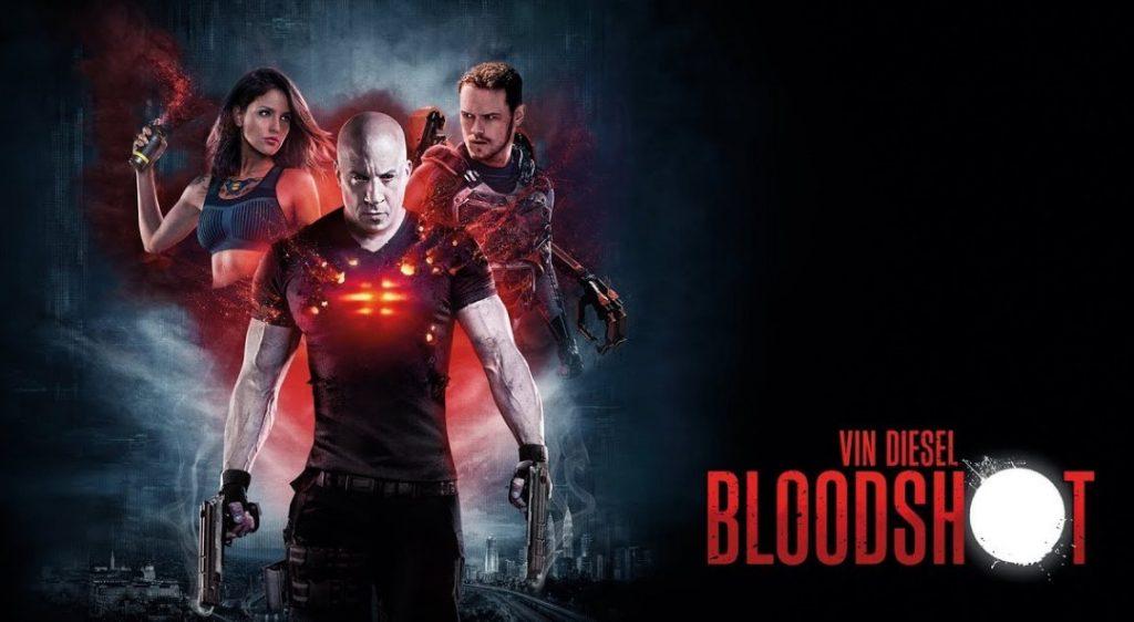 Vin Diesel di Bloodshot